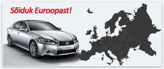 Telli sõiduk euroopast